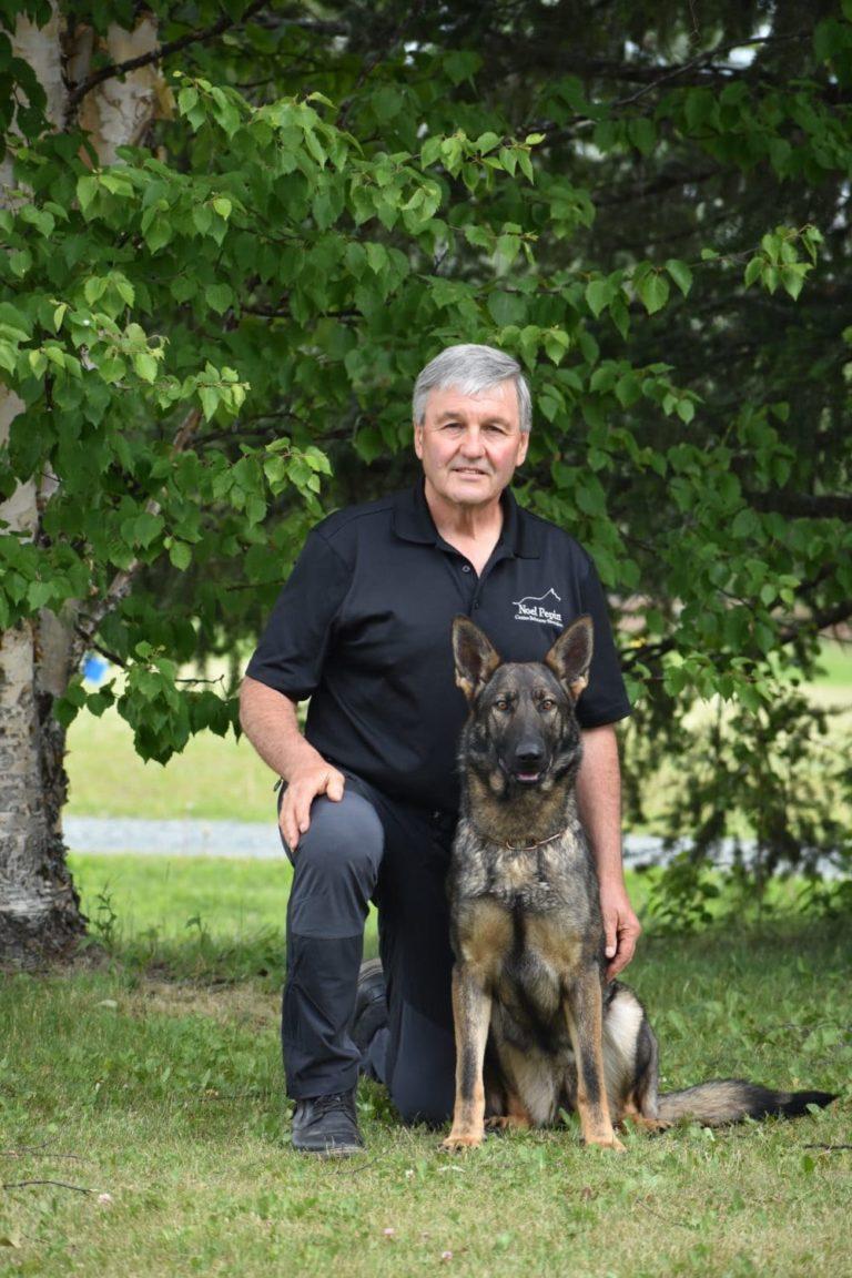 Noel Pepin Dog Behaviour Expert